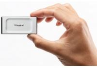 Massima compattezza e prestazioni elevate per il nuovo SSD esterno.