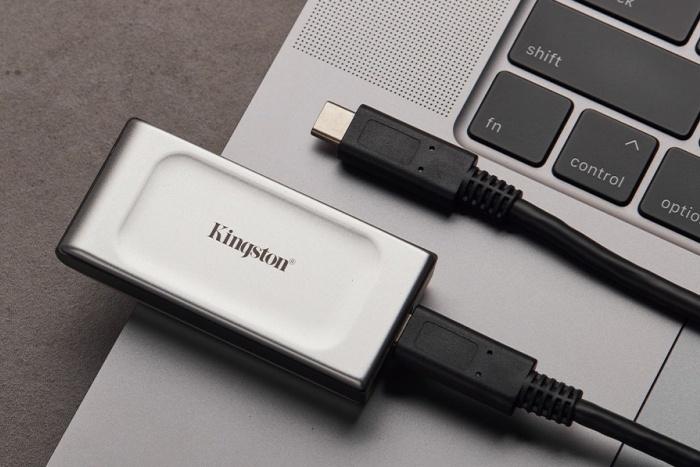 Kingston annuncia il velocissimo XS2000 2