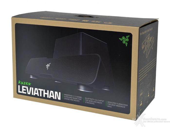 Razer Leviathan 1. Confezione e bundle 1