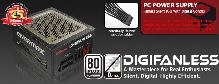 ENERMAX Digifanless 550W 1