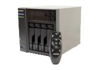 Un nuovo NAS multimediale Full HD in grado di offrire prestazioni solide ad un prezzo competitivo.