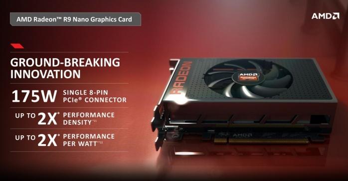 AMD Radeon R9 NANO 2. Fiji - Formati compatti e ottimizzazione dell'esperienza di gioco 1