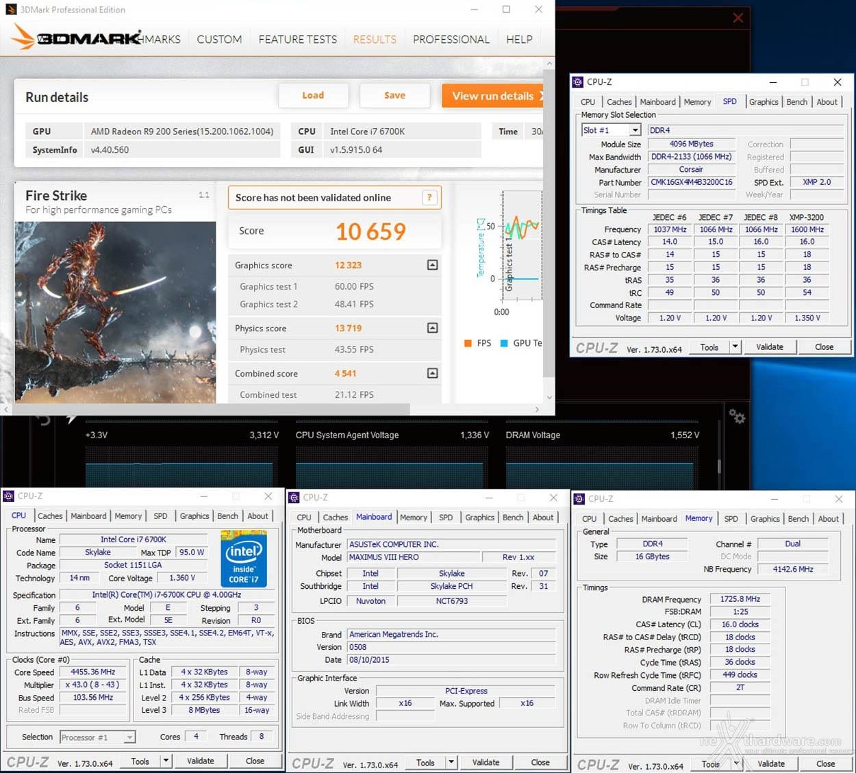 Corsair Vengeance DDR4 LPX 3200MHz 16GB | 9  Overclock