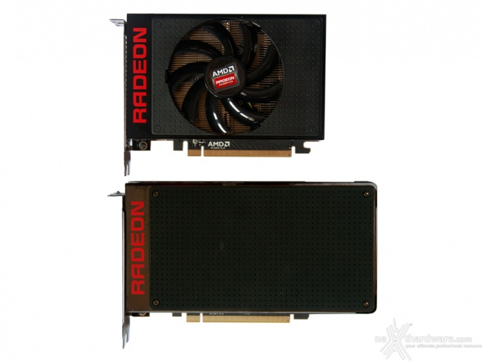 AMD Radeon R9 NANO 3. Vista da Vicino - Design e raffreddamento 2