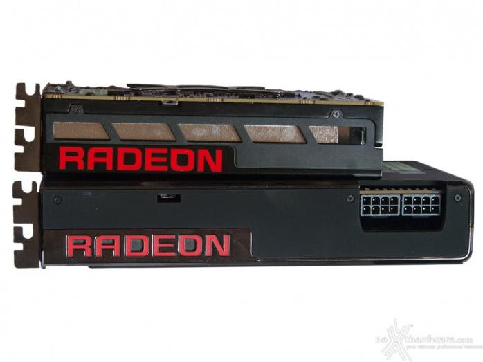 AMD Radeon R9 NANO 3. Vista da Vicino - Design e raffreddamento 3