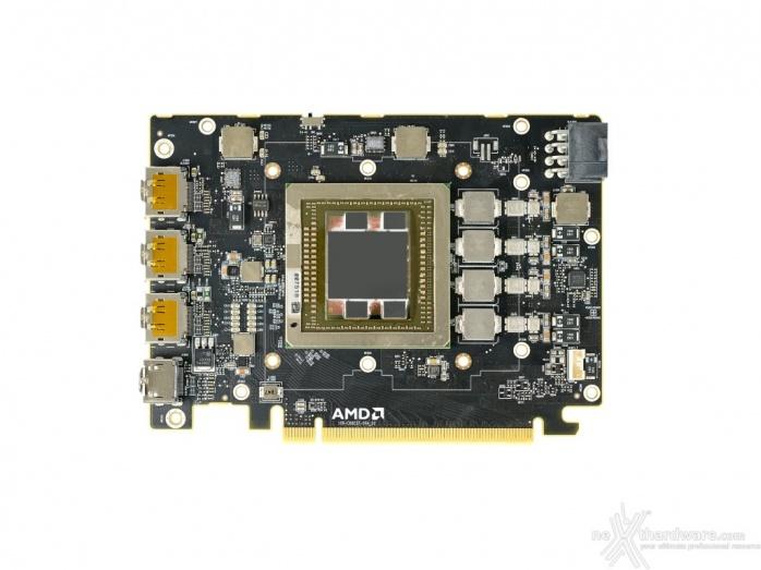 AMD Radeon R9 NANO 3. Vista da Vicino - Design e raffreddamento 12