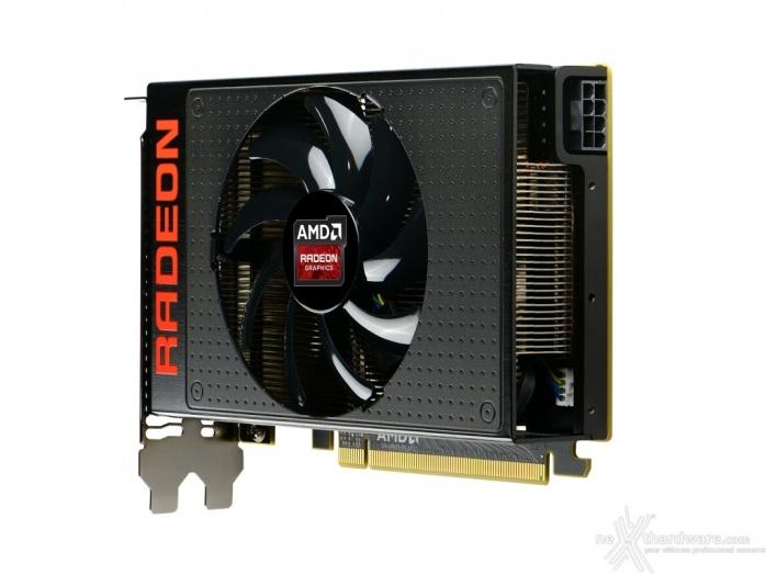 AMD Radeon R9 NANO 3. Vista da Vicino - Design e raffreddamento 5