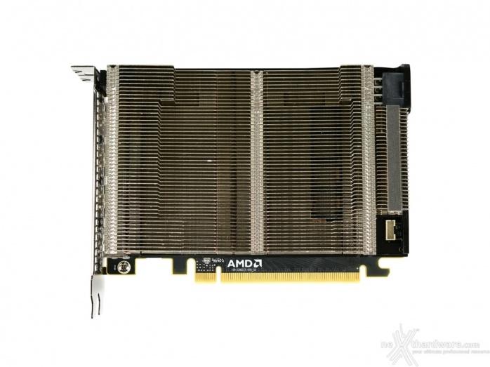 AMD Radeon R9 NANO 3. Vista da Vicino - Design e raffreddamento 10