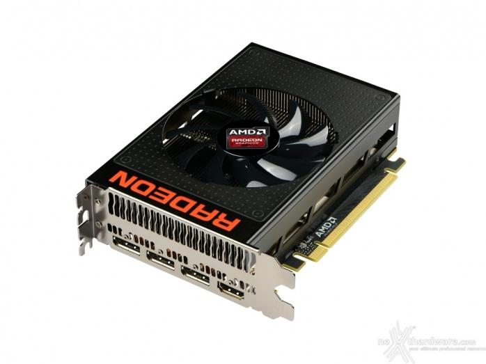 AMD Radeon R9 NANO 3. Vista da Vicino - Design e raffreddamento 6