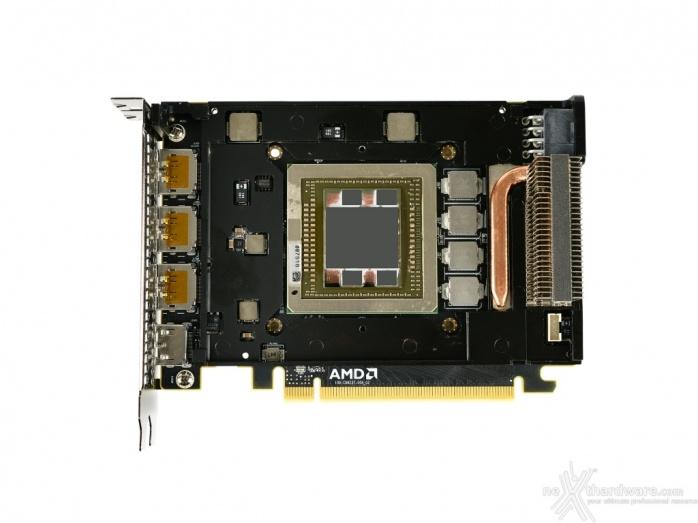 AMD Radeon R9 NANO 3. Vista da Vicino - Design e raffreddamento 11