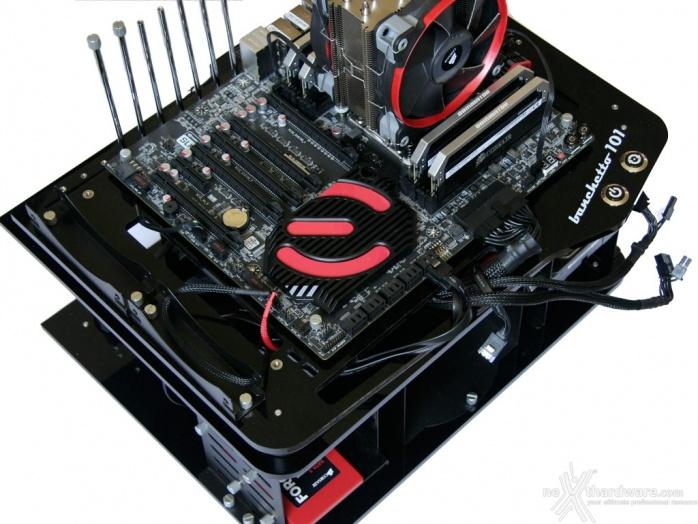 AMD Radeon R9 NANO 4. Piattaforma di test 1