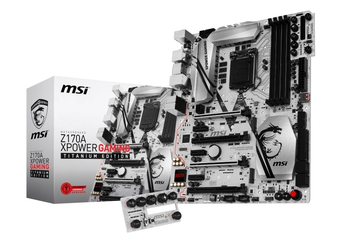 MSI Z170A XPOWER GAMING TITANIUM EDITION 1