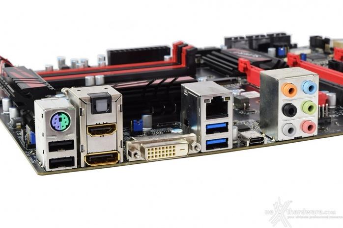 Supermicro C7Z170-SQ 5. Connettività 3