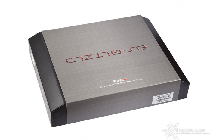 Supermicro C7Z170-SQ 2. Packaging & Bundle 1