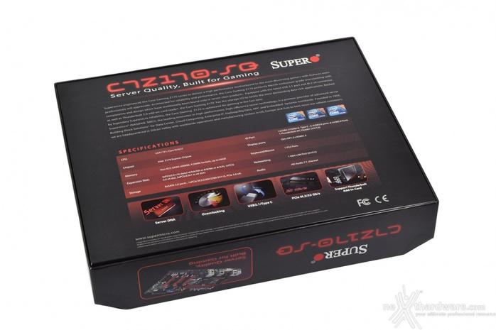 Supermicro C7Z170-SQ 2. Packaging & Bundle 3