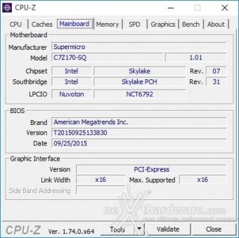 Supermicro C7Z170-SQ 9. Metodologia di prova 4