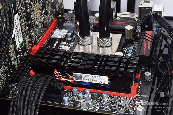Supermicro C7Z170-SQ 15. Overclock 1