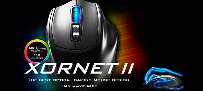 CM Storm Xornet II 1