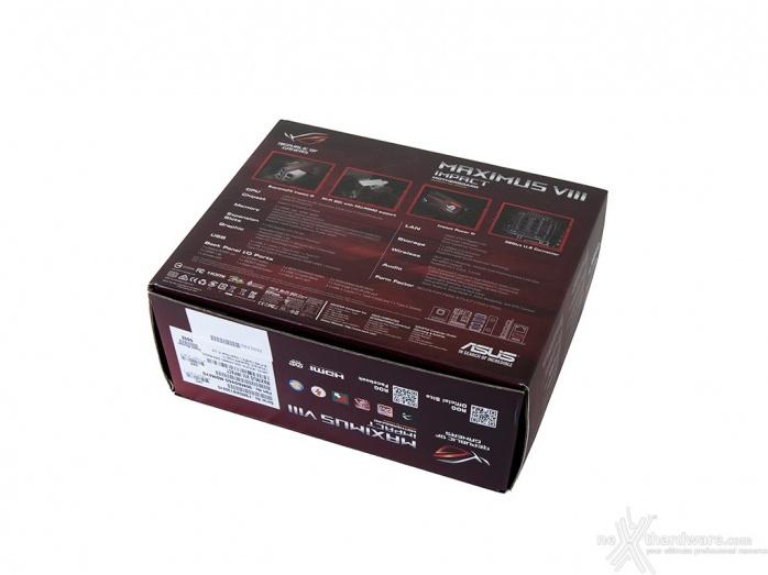 ASUS MAXIMUS VIII IMPACT 2. Packaging & Bundle 2