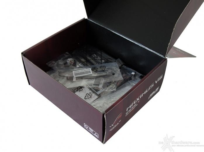 ASUS MAXIMUS VIII IMPACT 2. Packaging & Bundle 5