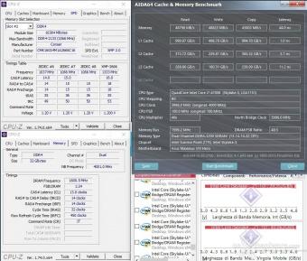 Corsair Vengeance DDR4 LPX 2666MHz 16GB x 2 7. Performance - Analisi dei Timings 6