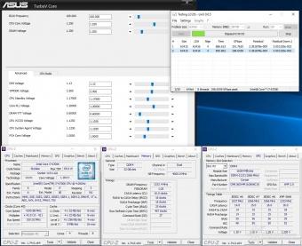 Corsair Vengeance DDR4 LPX 2666MHz 16GB x 2 5. Test di stabilità 2