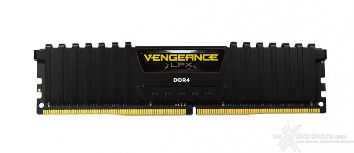Corsair Vengeance DDR4 LPX 2666MHz 16GB x 2 2. Presentazione delle memorie 2