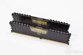 Corsair Vengeance DDR4 LPX 2666MHz 16GB x 2 10. Conclusioni 1