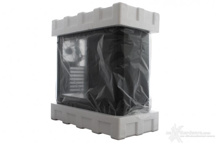 Sharkoon BW9000-W 1. Packaging & Bundle 2