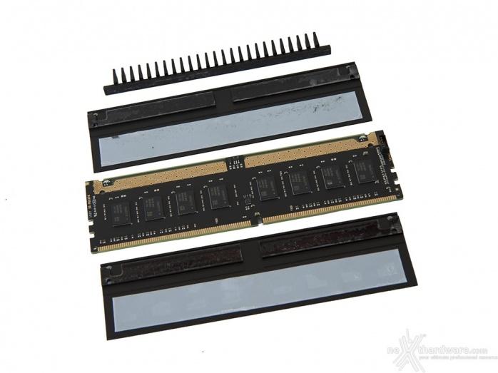 Corsair Dominator Platinum DDR4 3200MHz 64GB 3. Presentazione delle memorie 6