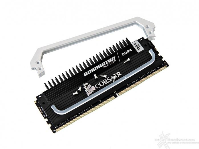 Corsair Dominator Platinum DDR4 3200MHz 64GB 3. Presentazione delle memorie 5