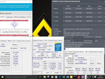 Corsair Dominator Platinum DDR4 3200MHz 64GB 9. Overclock 8