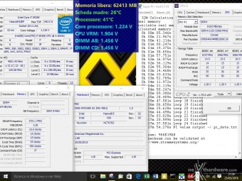 Corsair Dominator Platinum DDR4 3200MHz 64GB 9. Overclock 3