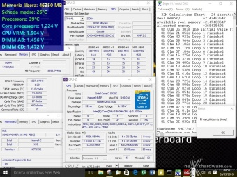Corsair Dominator Platinum DDR4 3200MHz 64GB 9. Overclock 5