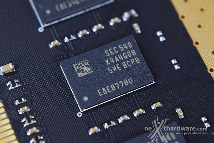 Corsair Dominator Platinum DDR4 3600MHz 16GB 3. Presentazione delle memorie 8