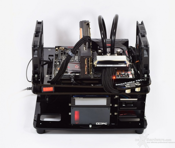 Corsair Dominator Platinum DDR4 3600MHz 16GB 5. Sistema di prova e Metodologia di Test 1