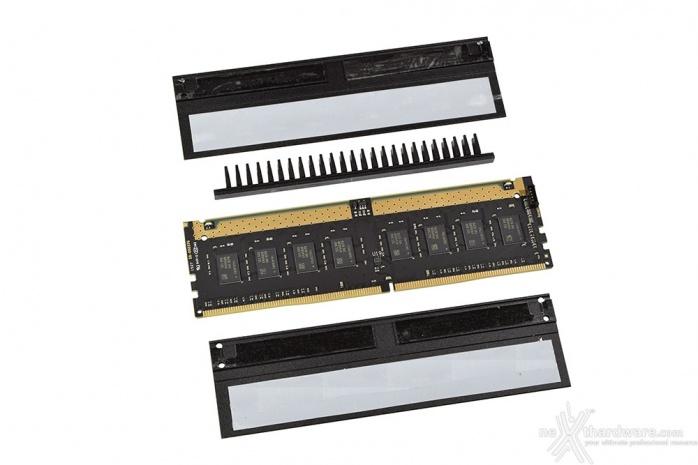 Corsair Dominator Platinum DDR4 3600MHz 16GB 3. Presentazione delle memorie 5