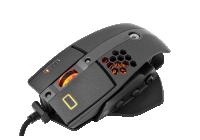 Sensore laser da ben 16000 DPI e switch OMRON per il nuovo mouse top di gamma del produttore taiwanese.