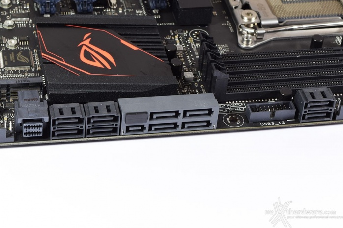 ASUS ROG STRIX X99 GAMING 6. Connettività 1