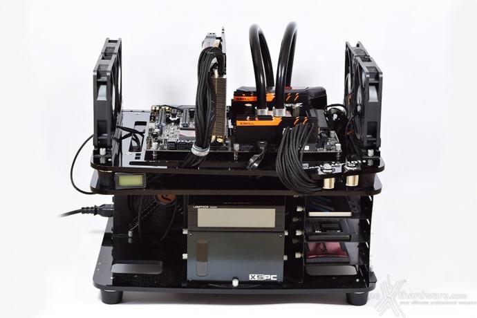 ASUS ROG STRIX X99 GAMING 10. Metodologia di prova 1