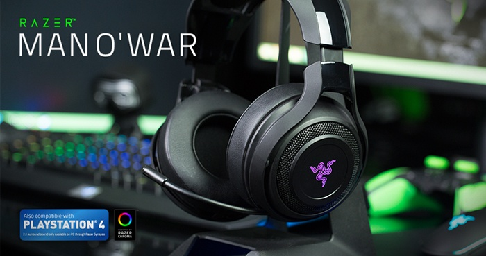 Razer ManO'War 1