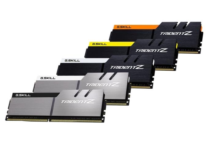 G.SKILL Trident Z 3200MHz C14 32GB 1