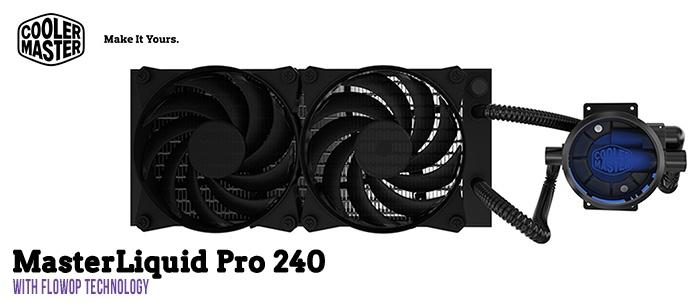 Cooler Master MasterLiquid Pro 240 1