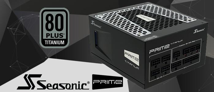 Seasonic PRIME 650W Titanium 1