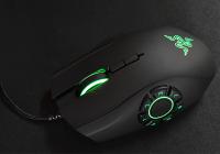 Un mouse di qualità con sette pulsanti meccanici ottimizzati e profili preconfigurati per la massima efficienza in gioco.