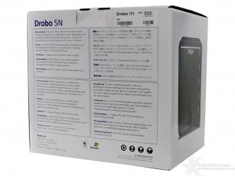 Drobo 5N 1. Confezione e accessori 2