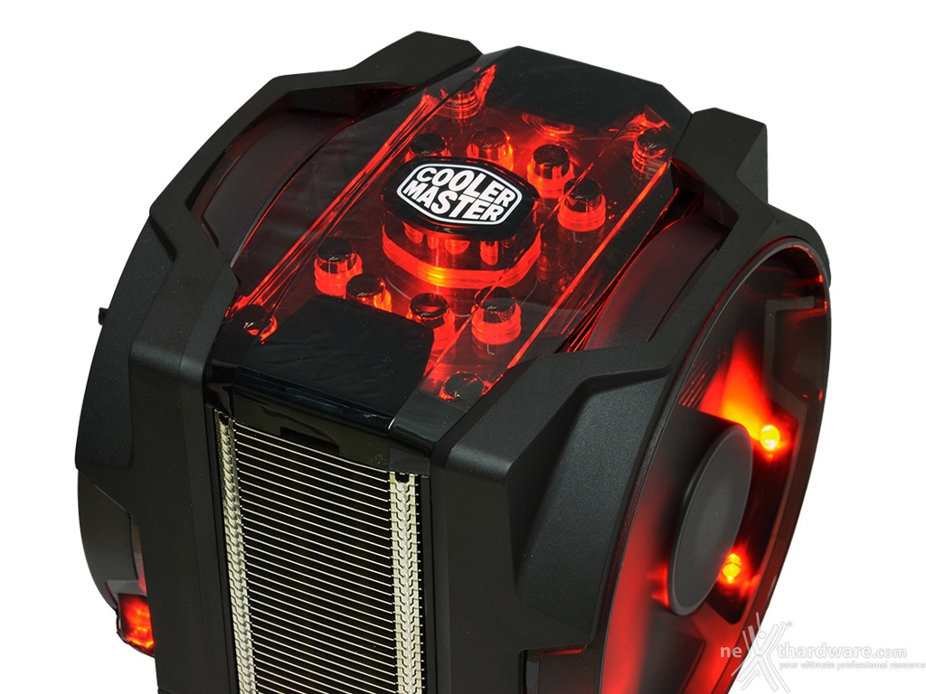 Cooler Master Masterair Maker 8 9 Conclusioni Recensione Air 1