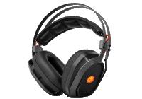 Buona qualità costruttiva, illuminazione RGB e audio posizionale convincente ad un costo inferiore ai 100 euro.