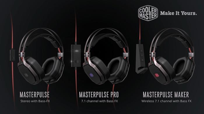 Cooler Master MasterPulse Pro 1