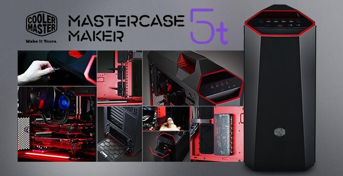 Cooler Master MasterCase Maker 5t 1